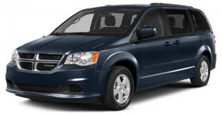 Used 2014 Dodge Grand Caravan SE/SXT for sale in Leduc, AB