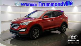 Used 2013 Hyundai Santa Fe 2.0T PREMIUM + AWD + MAGS + BLUETOOTH + for sale in Drummondville, QC