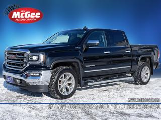 Used 2017 GMC Sierra 1500 SLT Short Box Crew Cab 1500 4x4 for sale in Peterborough, ON