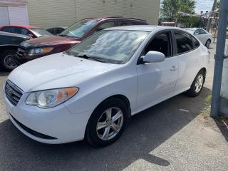 Used 2009 Hyundai Elantra DEJA VENDU!!! for sale in Pointe-Aux-Trembles, QC