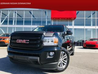Used 2016 GMC Canyon SLE BOITE COURTE - BAS KM - CAR PLAY - ANDROID for sale in Donnacona, QC