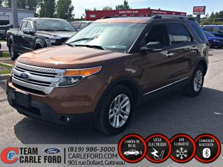 Used 2012 Ford Explorer Ford Explorer XLT 2012 AWD, Caméra de re for sale in Gatineau, QC