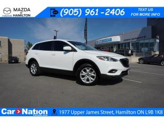 Used 2013 Mazda CX-9 GS | REAR CAM | 7 PASSENGER for sale in Hamilton, ON