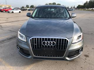 Used 2014 Audi Q5 2.0L Progressiv for sale in Hamilton, ON