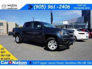 Used 2019 Chevrolet Colorado LT | REAR CAM | APPLE CAR PLAY | 4X4 for sale in Hamilton, ON