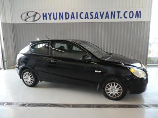 Used 2007 Hyundai Accent Hayon, automatique, GS for sale in St-Hyacinthe, QC