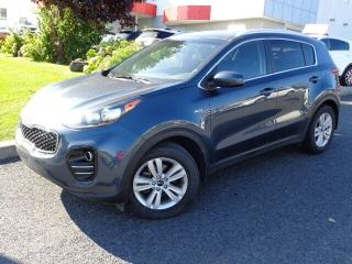 Used 2017 Kia Sportage LX * SIRIUS * MAGS * BLUETOOTH * for sale in Ste-Julie, QC