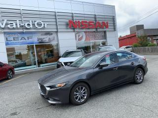 Used 2019 Mazda MAZDA3 GS AWD *** 1 SEUL PROPRIO*** FAIT VITE!! PAS CHER POUR UN AWD!!! for sale in Val-d'Or, QC