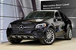 Used 2018 Mercedes-Benz GLC 300 4MATIC Coupe for sale in Laval, QC