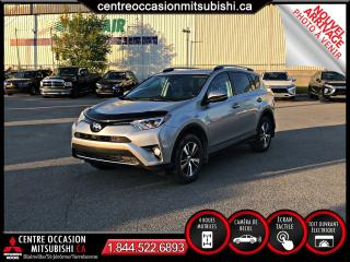 Used 2018 Toyota RAV4 Xle Awd Toit Camera for sale in St-Jérôme, QC