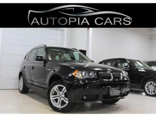 Used 2006 BMW X3 4dr SUV AWD 3.0i for sale in North York, ON