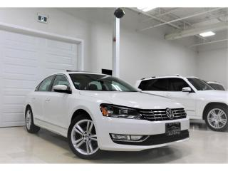 Used 2014 Volkswagen Passat 2.0 TDI COMFORTLINE SUNROOF ALLOY DIESEL for sale in North York, ON