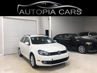 Used 2013 Volkswagen Golf Wagon 2.0 TDI Comfortline (A6) for sale in North York, ON