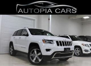 Used 2015 Jeep Grand Cherokee 4WD 4Dr Limited for sale in North York, ON