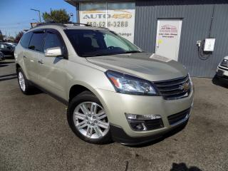 Used 2014 Chevrolet Traverse ***1LT,7 PASSSAGERS,AUTOMATIQUE,MAGS*** for sale in Longueuil, QC