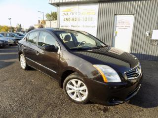 Used 2011 Nissan Sentra ***SL,AUTOMATIQUE,BAS KILOMETRAGE,MAGS,A for sale in Longueuil, QC