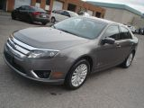 Photo of Grey 2011 Ford Fusion Hybrid