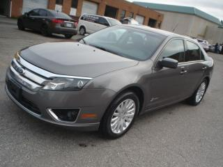 Used 2011 Ford Fusion Hybrid Hybrid for sale in Mississauga, ON