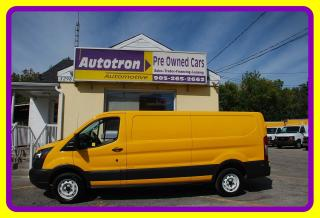 Used 2016 Ford Transit 250 3/4 Ton LONG cargo Van, Loaded for sale in Woodbridge, ON