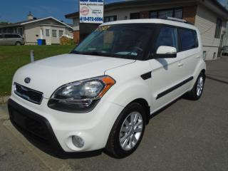 Used 2012 Kia Soul 2U for sale in Ancienne Lorette, QC