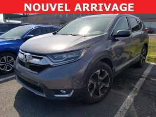 Used 2017 Honda CR-V Touring AWD  * VENDU * SOLD * for sale in Boucherville, QC