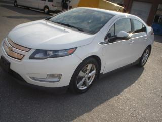 Used 2012 Chevrolet Volt electric,hybrid,gas for sale in Mississauga, ON