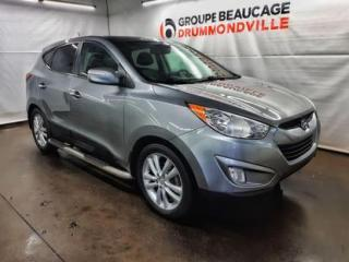 Used 2013 Hyundai Tucson Limited for sale in Drummondville, QC