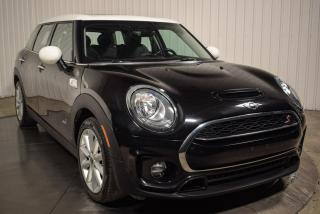 Used 2017 MINI Cooper Clubman S CLUBMAN ALL4 AWD TOIT CUIR for sale in St-Hubert, QC