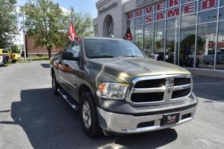 Used 2015 RAM 1500 QUAD 4x4, 140,5 po ST for sale in St-Hubert, QC