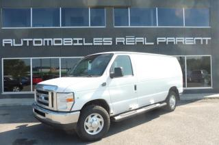 Used 2011 Ford Econoline E-250 for sale in Québec, QC