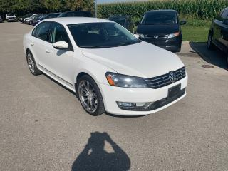 Used 2012 Volkswagen Passat 2.0 TDI DSG Trendline + for sale in Waterloo, ON