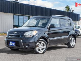 Used 2010 Kia Soul 4u,REMAOTE STAR,B.TOOTH,USB,HEATED SEATS for sale in Barrie, ON