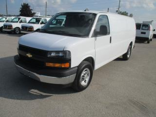 Used 2019 Chevrolet Express 2500 155 INCH W/BASE.6.0 LTR V8 for sale in London, ON