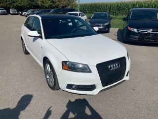 Used 2012 Audi A3 TDI Progressiv one owner for sale in Waterloo, ON
