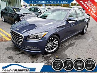 Used 2015 Hyundai Genesis TECH. NAVIGATION for sale in Blainville, QC
