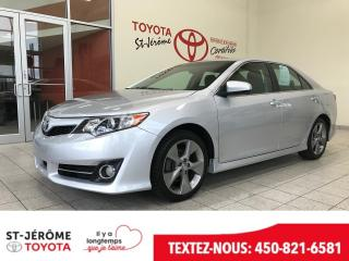 Used 2012 Toyota Camry * SE * MAGS * AILERON * 90 000 KM * for sale in Mirabel, QC