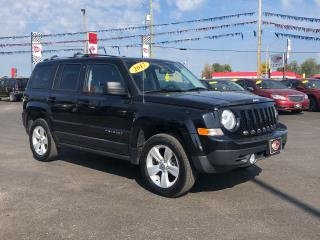 Used 2017 Jeep Patriot NORTH EDITION*4X4*SUNROOF*HEATED SEATS* for sale in London, ON