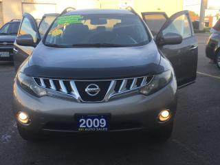 Used 2009 Nissan Murano S for sale in Kitchener, ON