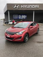 Used 2016 Hyundai Elantra GL,MAGS,A/C,CRUISE,BLUETOOTH for sale in Mirabel, QC