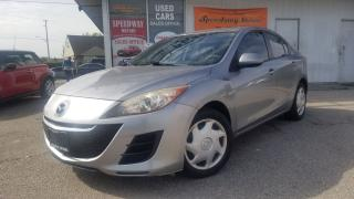 Used 2010 Mazda MAZDA3 GX Auto, Power Options, Safety Certified for sale in Mississauga, ON