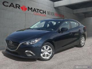 Used 2015 Mazda MAZDA3 GX / AC / NO ACCIDENTS for sale in Cambridge, ON