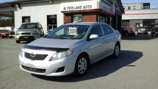 Used 2009 Toyota Corolla Berline 4 portes, boîte manuelle, CE for sale in Sherbrooke, QC