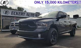 Used 2018 RAM 1500 Sport WITH ONLY 15,000 KILOMETERS!! for sale in Barrie, ON
