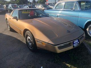 Used 1984 Chevrolet Corvette for sale in Burlington, ON
