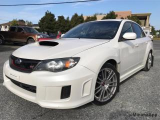 Used 2011 Subaru Impreza WRX STI for sale in Drummondville, QC
