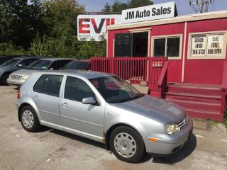 Used 2001 Volkswagen Golf 1.8 T for sale in Toronto, ON