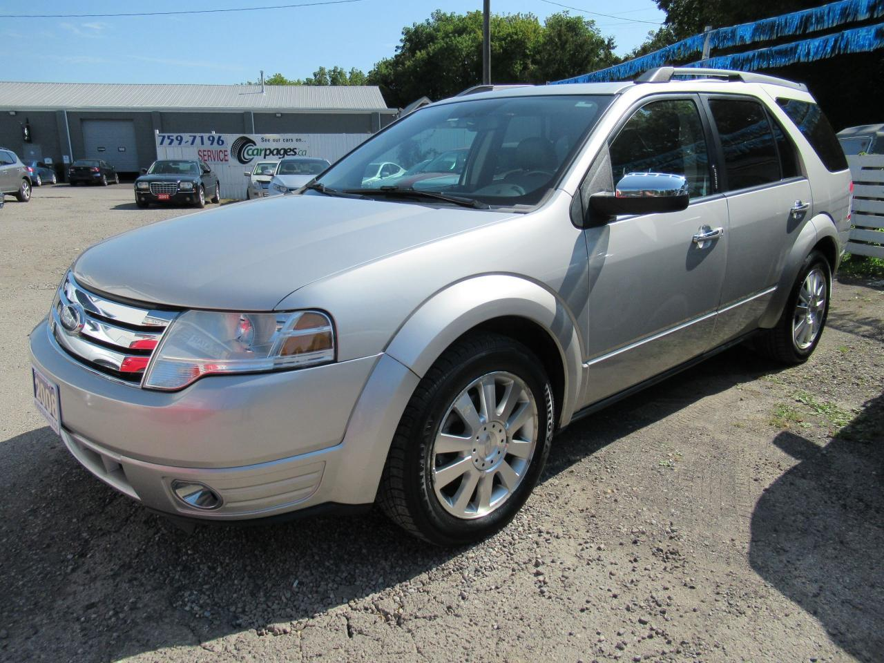 2008 Ford Taurus X Limited - Certified w/ 6 Month Warranty