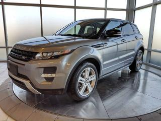 Used 2013 Land Rover Evoque Dynamic - Low Kilometres - All Wheel Drive - Navigation for sale in Edmonton, AB