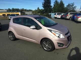 Used 2013 Chevrolet Spark LS for sale in Duncan, BC