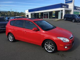 Used 2010 Hyundai Elantra Touring GLS Sport for sale in Duncan, BC